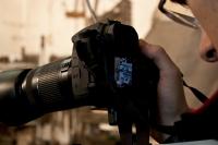 Gedreht wurde mit DSLR-Kameras