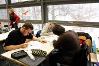 Das 4. Metallbauer-Lehrjahr in der Projektarbeit