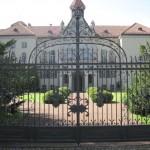 Haupttor Schloss Waldenburg