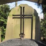 Kreuz Grabstelle