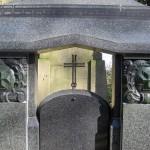 Restaurierung Galvanoplastik Grabstelle