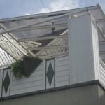 Terrassenaufbau